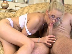 Lovely Four Eyes For You Horny Guys 3 - Scene 6