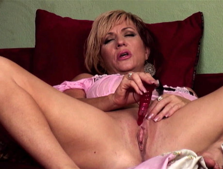 Interracial and Toys with MILF Brittany Blaze