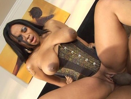 Black Curvy Cuties 1 - Scene 2