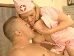Big Breasted Nurses 2 - Scene 4