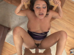 Charley Chase - Horny Brunette Blows My Mind in POV