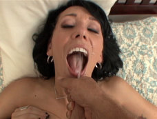 Alia Janine's Tits are Big On Fun!