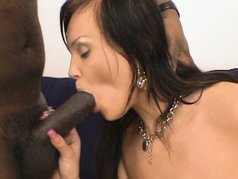 My First Black Monster Cock 3 - Scene 1