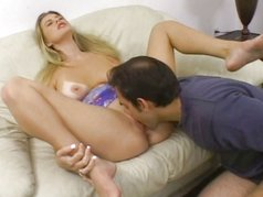 Young White Pussy 1 - Scene 3
