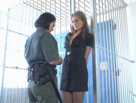 Kara Price Strip Searches Roxanne Hall
