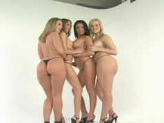 Rebecca Linares, Alexis Texas, and Other Amazing Asses