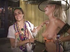 Girls Going Crazy In Key West 2 - Scene 3