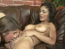 Her First Older Woman 7 - Scene 4