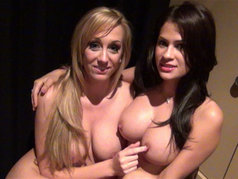 Brett Rossi and Vanessa Veracruz Nude Chat