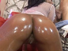 Black Dick En Black Chicks 3 - Scene 3