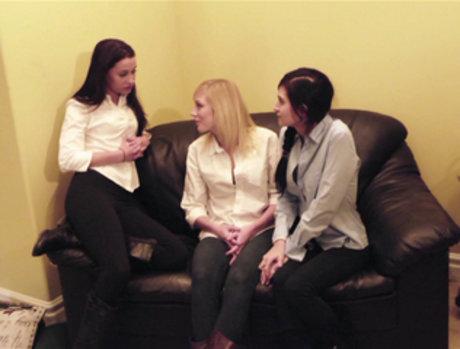 Georgia Jones, Hayden Hawkins, and Zoey Kush