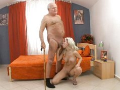 I Wanna Fuck The World's Oldest Porn Star 1 - Scene 2