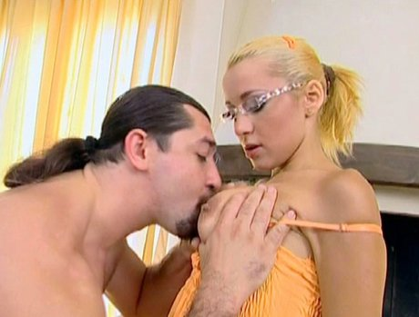 Lovely Four Eyes For You Horny Guys 1 - Scene 3