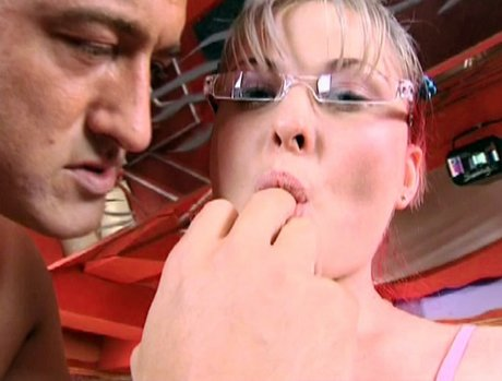 Lovely Four Eyes For You Horny Guys 1 - Scene 5