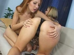 Seduced By A Real Lesbian 4 - Scene 3