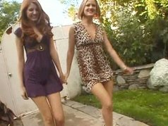 Seduced By A Real Lesbian 4 - (BTS) Scene 2