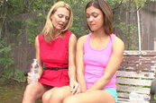 Alyssa Reece and Brenda James - Rough Day