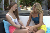 Delilah Blue and Heather Starlet - Ravenous Restraint