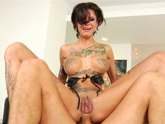 Bonnie Rotten - Body Tattoos and Anal Sex