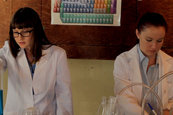 Annabelle Lee and Thelma Sleaze - Lab Lust