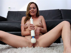 Mallory Nichols Cums Herself Raw on a Toy