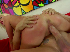 Eden Adams Fucked and Filled