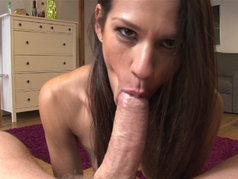 Samia Duarte - Lovely Latina Lips Take the Load