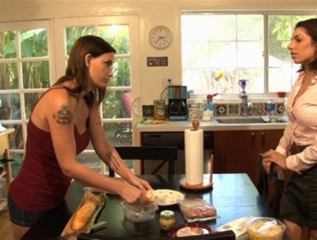 Darcie Dolce Welcomes Rain Summers to Her New Home