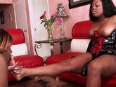 Bailey Belle and Jayden Star Take Time to Lick and Stick