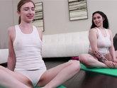 Amilia Onyx and Gracie Green - Slow Down Why?