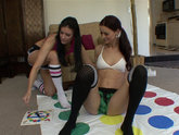 India Summer and Karlie Montana Get it Just a Little Twisted