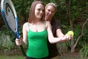 Devon Lee and Monica Rise - Tennis Lessons or Whatever