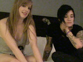 REAL FUCKING LESBIANS #2: UNDER OUR ROOF SCENE 2