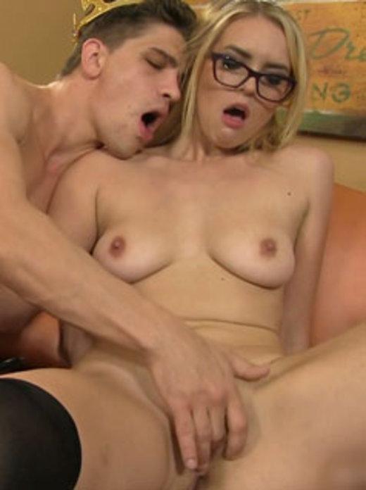 Blacked blonde addison belgium squirts on huge black dick 6