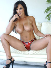 Watch all Lisa Ann Videos on PornstarNetwork
