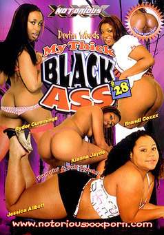 My Thick Black Ass #28