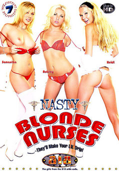 Nasty Blonde Nurses #1