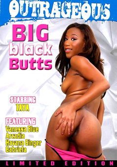 Big Black Butts #1