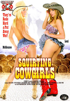 Squirting Cowgirls #1