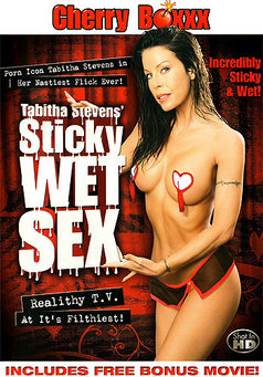 Tabitha Stevens' Sticky Wet Sex #1