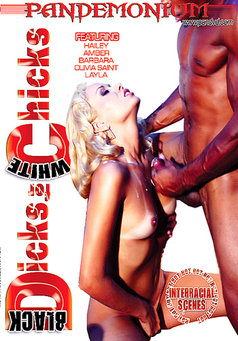 Black Dicks For White Chicks #1