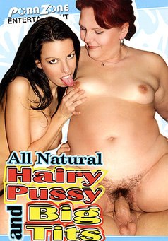 All Natural Hairy Pussy And Big Tits #1
