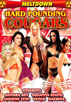 Hard Pounding Cougars #1