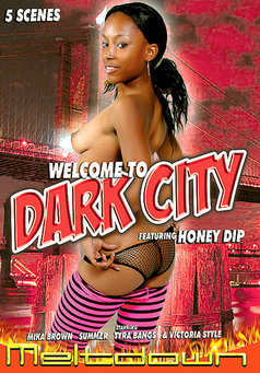 Welcome To Dark City #1