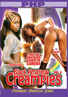 Black Amateur Creampies #2