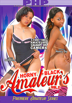 Horny Black Amateurs #2