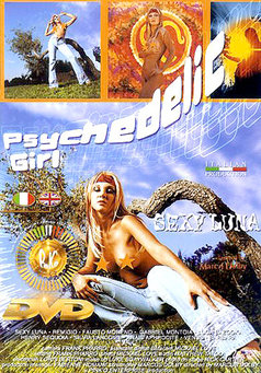 Psychedelic Girl #1