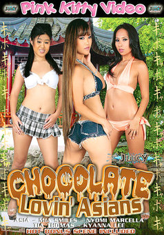Chocolate Lovin' Asians #1