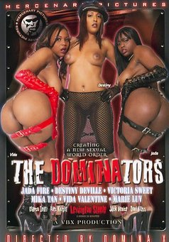 The Dominators #1