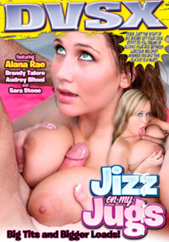 Jizz on my Jugs (dvsx) #1